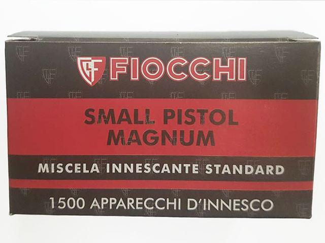 Fiocchi Small Pistol Magnum tändhattar