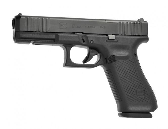 Glock 17 MOS FS Gen5
