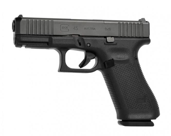 Glock 45 MOS FS Gen5