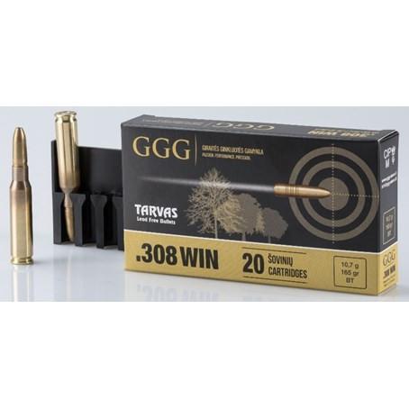 GGG .308 WIN 165gr Tarvas