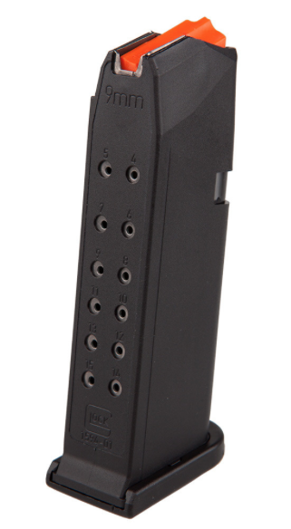 Magasin Glock 19 Gen5 9x19
