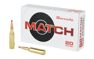 Hornady .224 Valkyrie 88gr ELD-M