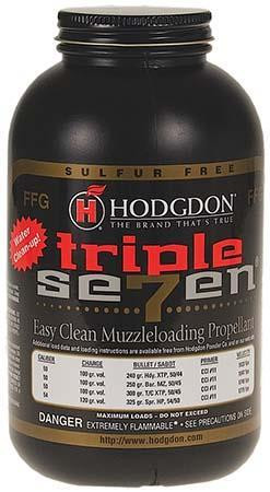 Hodgdon Triple7 FFg