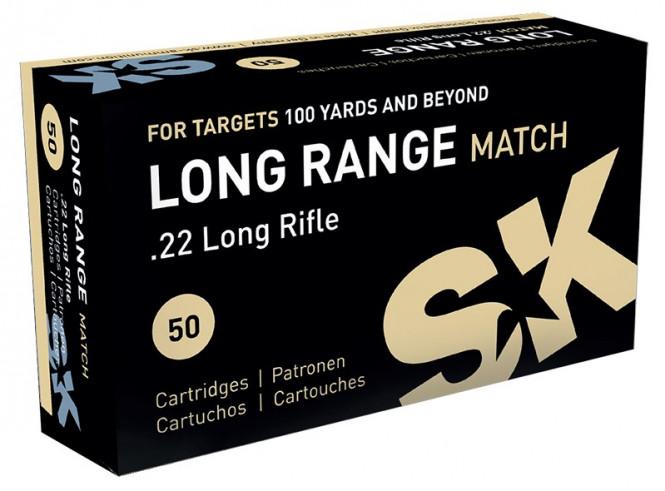 SK Long Range Match 22LR