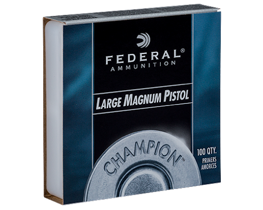 Federal Large Magnum Pistol #155