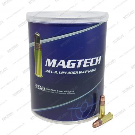 Magtech .22lr LRN Copper Plated 300st