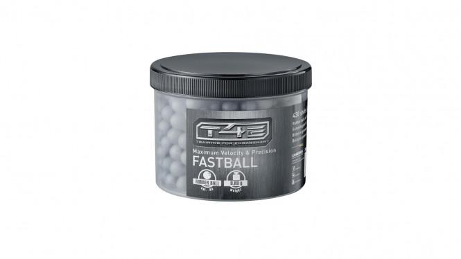 Gummikulor Fastball Anthracite .43 till T4E - 500st