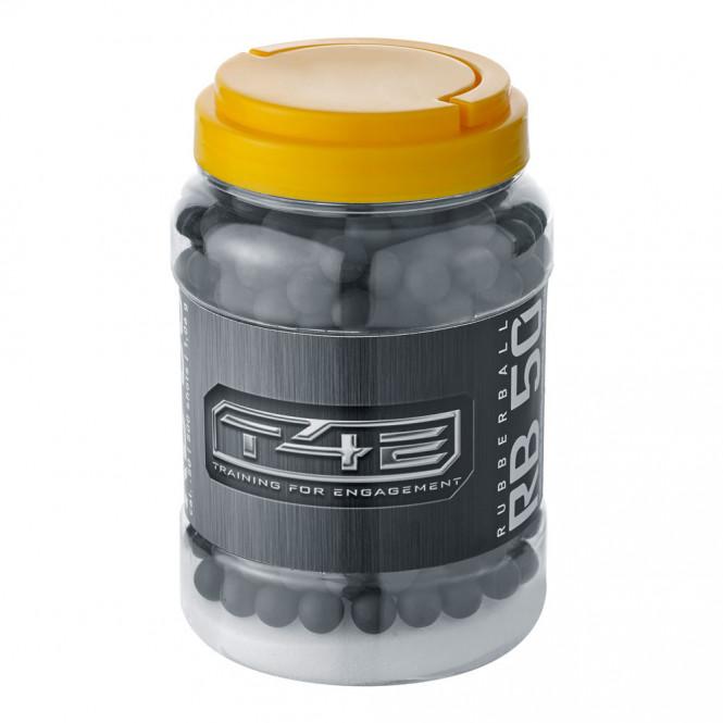 Gummikulor .50 till T4E - 500st