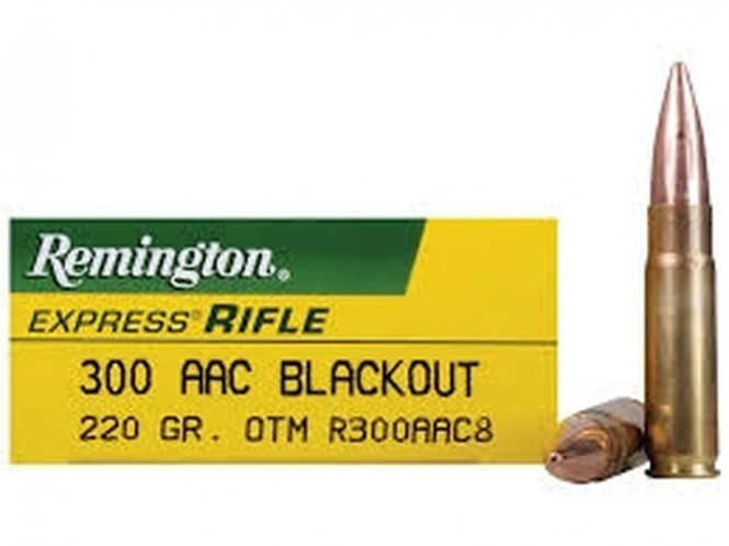 Remington Rifle .300 Blackout 220gr