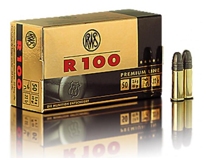RWS .22lr R100