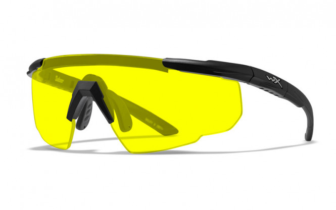 WileyX Sabre One Lens Yellow