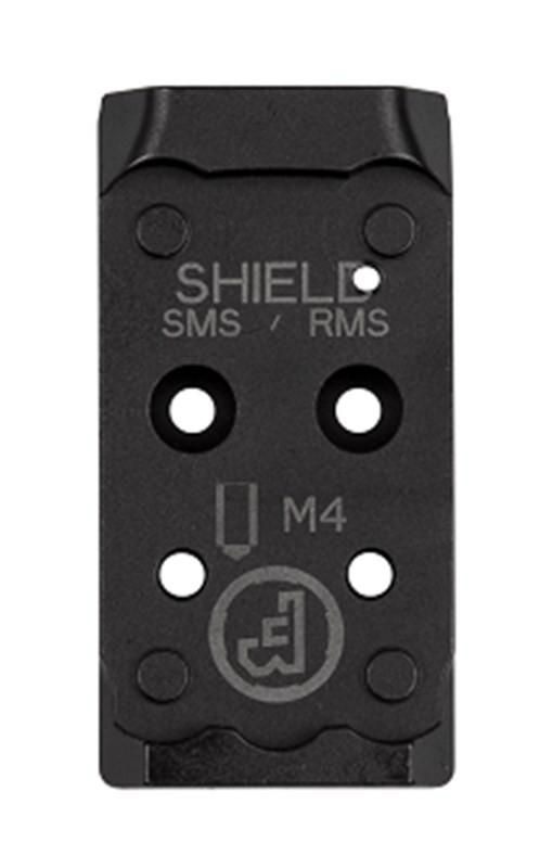 CZ Shadow2 OR fästplatta Shield SMS/RMS