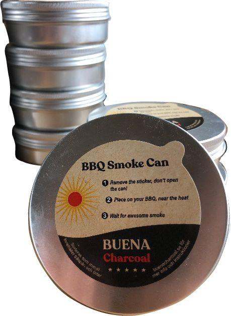 Buena Charcoal BBQ Smoke Can
