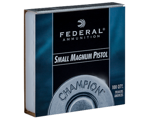 Federal Small Magnum Pistol #200